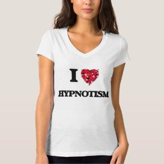 Eu amo o Hypnotism Camiseta