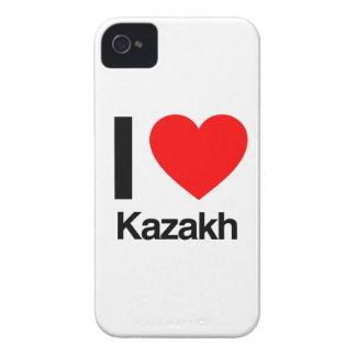eu amo o kazakh capinha iPhone 4
