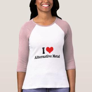 Eu amo o metal alternativo