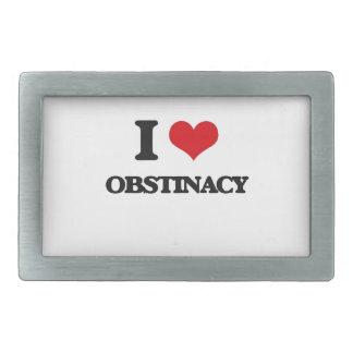 Eu amo o Obstinacy
