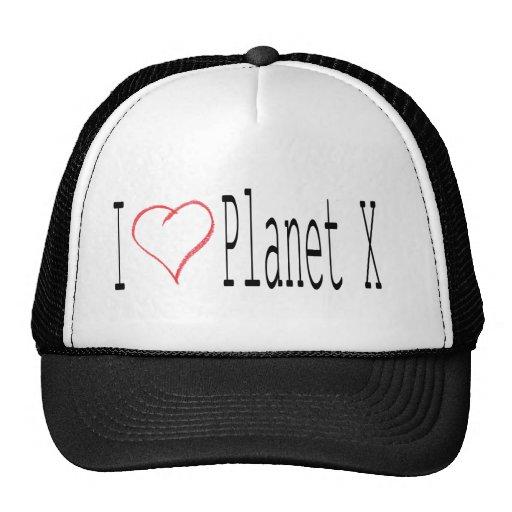 Eu amo o planeta X Bones