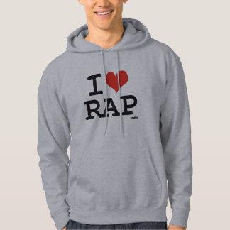 Eu amo o rap moleton com capuz