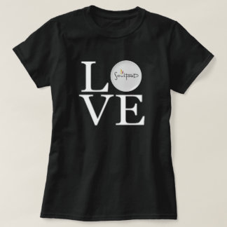 Eu amo o t-shirt da comida da alma