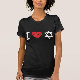 Eu amo o t-shirt de Israel |