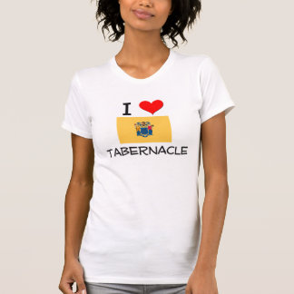 Eu amo o tabernáculo New-jersey Tshirts