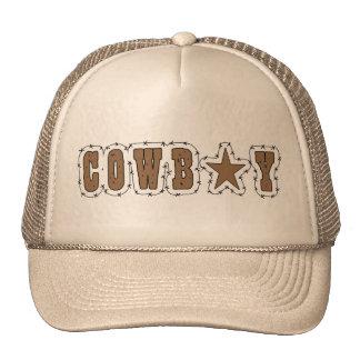 Eu amo os vaqueiros ocidentais boné