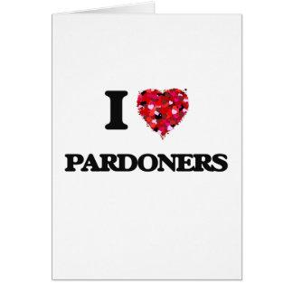 Eu amo Pardoners