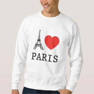 """EU """"AMO"""" PARIS MOLETOM"""