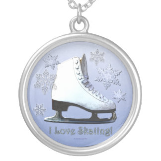 Eu amo patinar bijuterias