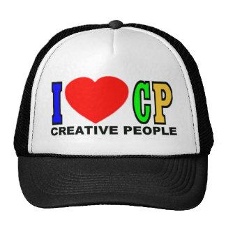 Eu amo PC (as pessoas criativas) Bones