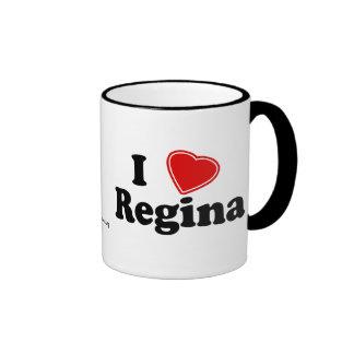 Eu amo Regina Canecas