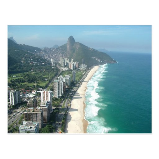 Eu amo Rio de Janeiro Cartões Postais
