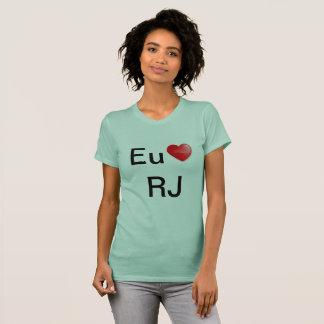 Eu amo Rio de Janeiro de Camiseta
