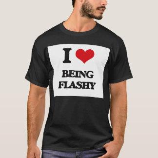 Eu amo ser altivo camiseta