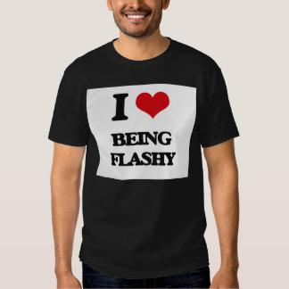 Eu amo ser altivo t-shirts
