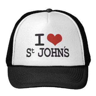 Eu amo St John Bones