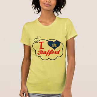 Eu amo Stafford, New York Tshirt