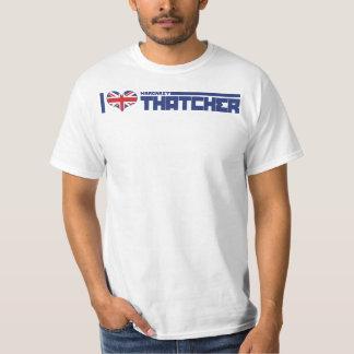 Eu amo Thatcher Tshirt