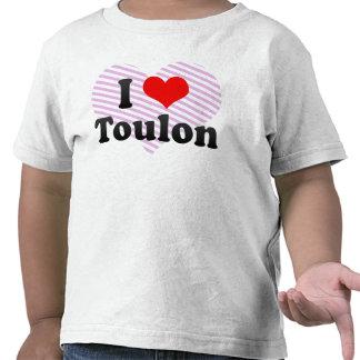 Eu amo Toulon, France