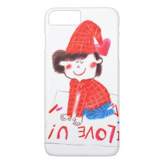 EU AMO U CAPA iPhone 7 PLUS