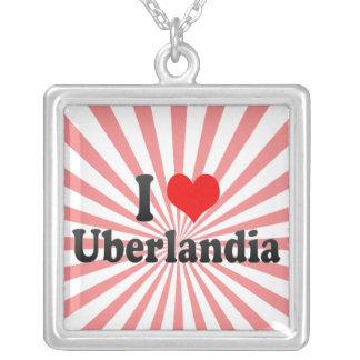 Eu amo Uberlandia, Brasil Bijuterias