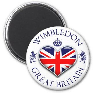 Eu amo Wimbledon Imã