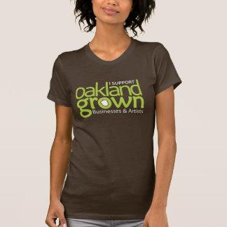 Eu apoio OG - parte traseira do URL sobre T-shirts
