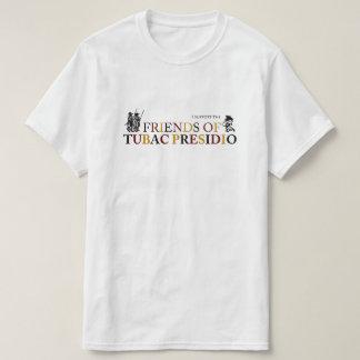 Eu apoio os amigos de Tubac Presidio Camiseta