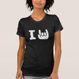 Eu balanço camisetas