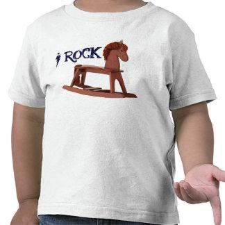 EU BALANÇO (em meu cavalo de balanço)! T-shirt