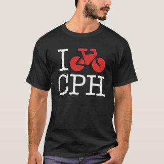 Eu Bike a camisa da obscuridade de Copenhaga