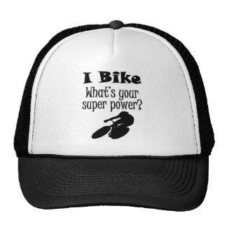 Eu Bike o que é seu poder super Bone
