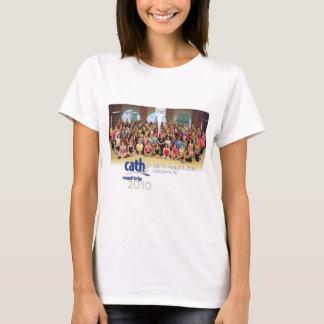 """""""Eu!"""" Camisa 2010 da viagem por estrada"""