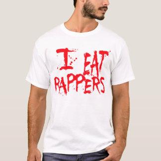 Eu como rapperes -- T-shirt Camiseta