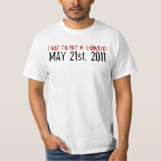Eu consegui pet um t-shirt do humor do dia do