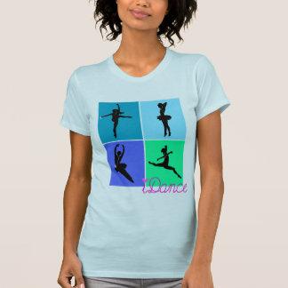 eu danço a camisa do dançarino