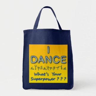 Eu danço - o que é sua superpotência - o bolsa