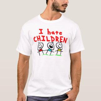 Eu deio crianças! camiseta