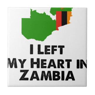 Eu deixei meu coração na Zâmbia