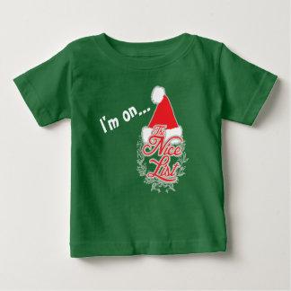 """""""Eu estou camisa dos miúdos na lista agradável"""""""