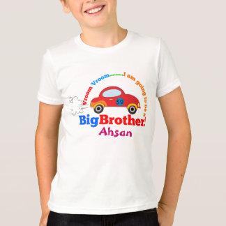 Eu estou indo ser uma camiseta do big brother