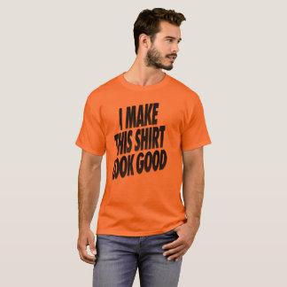 eu faço a este olhar da camisa a boa camisa