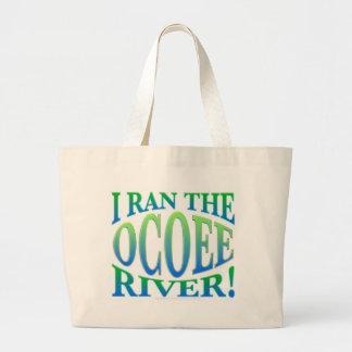 Eu funcionei o rio de Ocoee Sacola Tote Jumbo