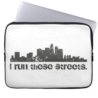 Eu funciono estas ruas (Los Angeles) Bolsas E Capas Para Computadores