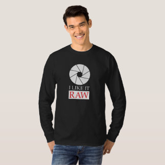 Eu gosto d CRU Camiseta