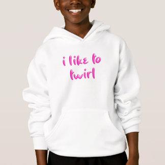 eu gosto de twirl