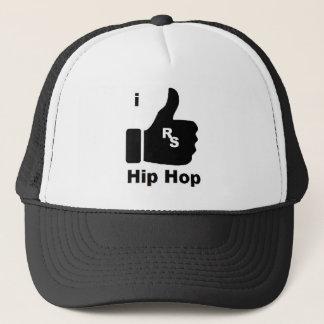 Eu gosto do boné de RS Hip Hop