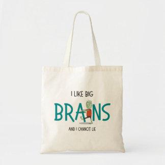 """""""Eu gosto o bolsa bonito do zombi dos cérebros"""