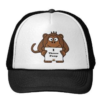 Eu jogo o macaco do tombadilho boné