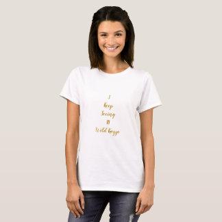 Eu mantenho-me ver a camiseta 111